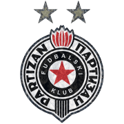 FC Partizan Belgrade - Logo