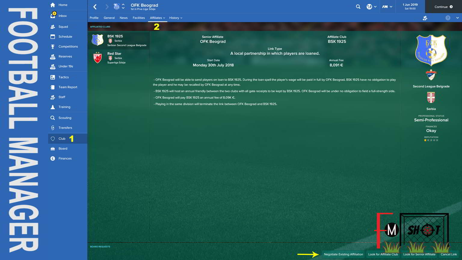 7 Tips for Lower League Management - Staying up after promotion?