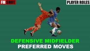 Defensive Midfielder
