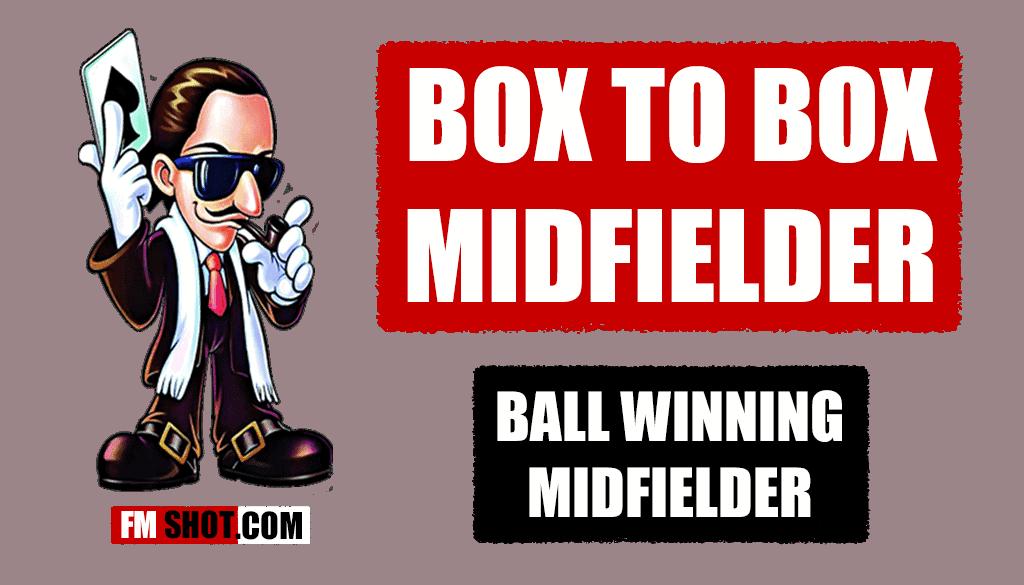 Ball Winning Midfielder