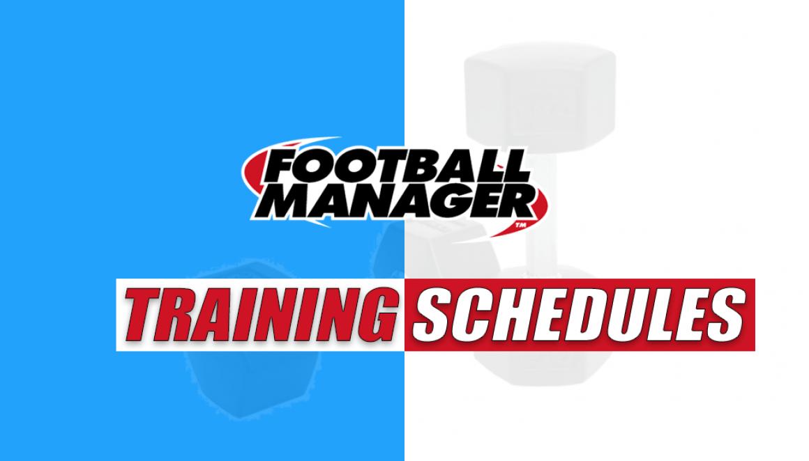 Training Schedules