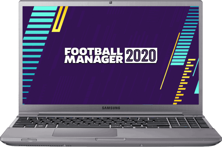 Football Manager 2020 Laptop