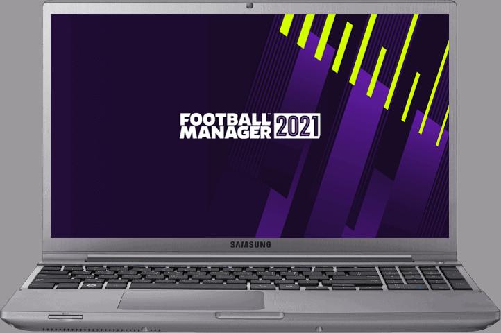 FM 2021 Laptop