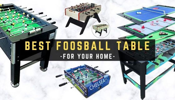 Foosball Table for Home
