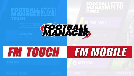 football manager touch vs mobile